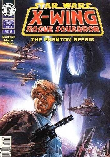 Okładka książki X-Wing Rogue Squadron #5