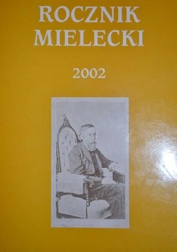 Okładka książki Rocznik Mielecki 2002