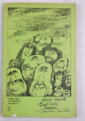 Okładka książki Austriackie gadanie. Opowiadania i humoreski