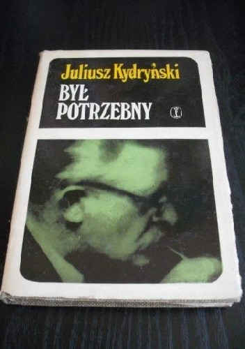 Okładka książki Był potrzebny. O Ludwiku Pugecie