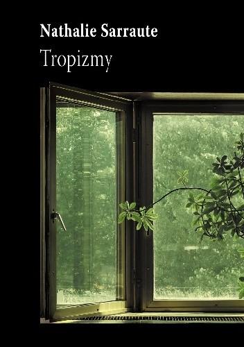Okładka książki Tropizmy