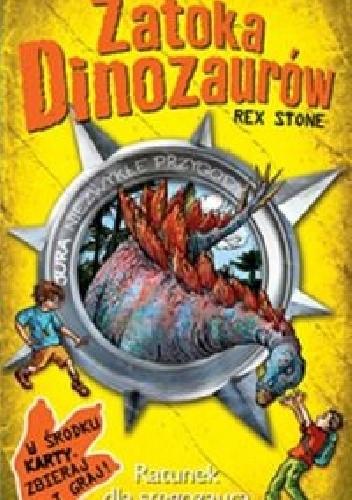 Okładka książki Ratunek dla stegozaura
