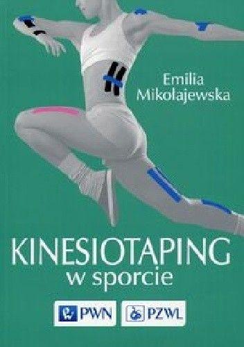Okładka książki Kinesiotaping w sporcie