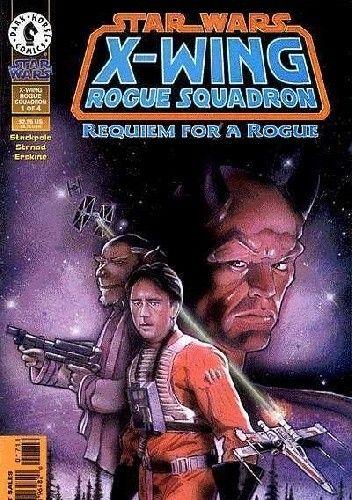 Okładka książki X-Wing Rogue Squadron #17