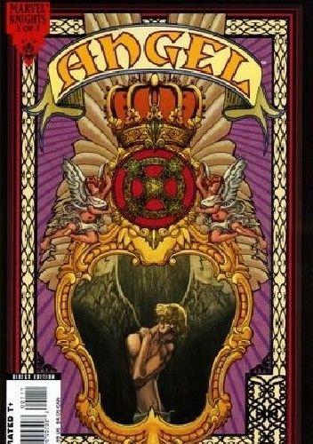Okładka książki Angel: Revelations #1