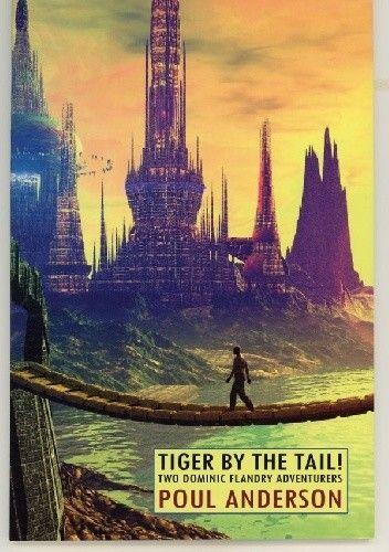 Okładka książki Tygrysa za ogon