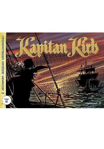 Okładka książki Kapitan Kirb