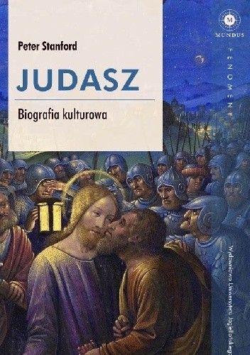 Okładka książki Judasz. Biografia kulturowa