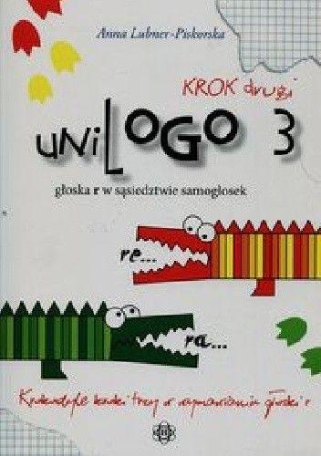 Okładka książki UniLogo 3 Krok drugi