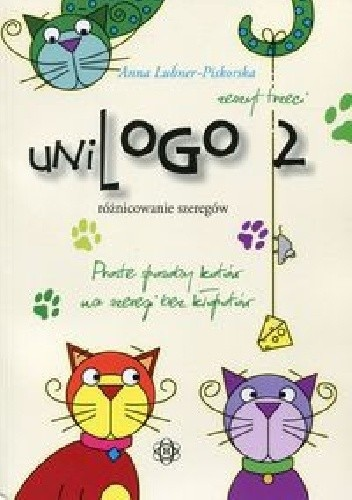 Okładka książki UniLogo 2 Zeszyt 3