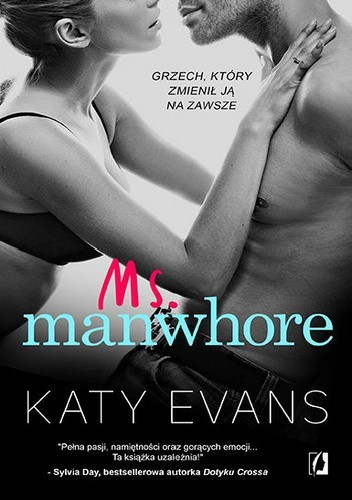 Okładka książki Ms. Manwhore