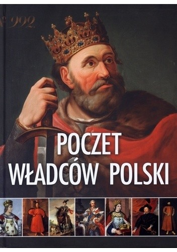 Okładka książki Poczet władców Polski