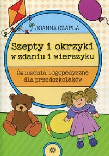 Okładka książki Szepty i okrzyki w zdaniu i wierszyku