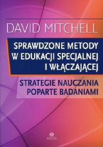 Okładka książki Sprawdzone metody w edukacji specjalnej i włączającej