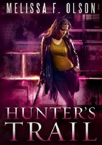 Okładka książki Hunter's Trail