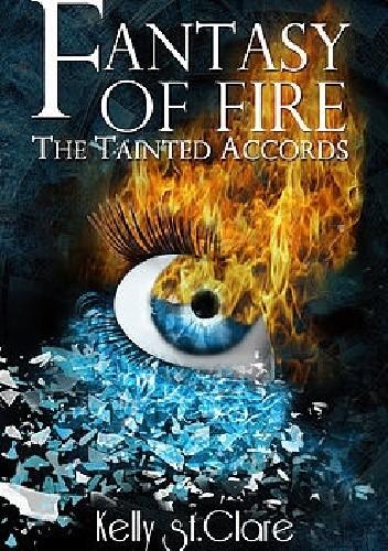 Okładka książki Fantasy of Fire