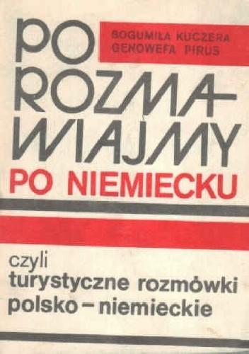 Okładka książki Porozmawiajmy po niemiecku. Turystyczne rozmówki polsko-niemieckie
