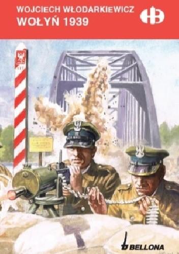 Okładka książki Wołyń 1939