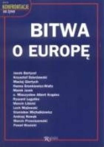 Okładka książki Bitwa o Europę