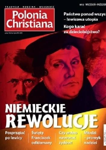 Okładka książki Polonia Christiana, wrzesień-październik 2016