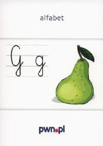 Okładka książki Alfabet Dysleksja