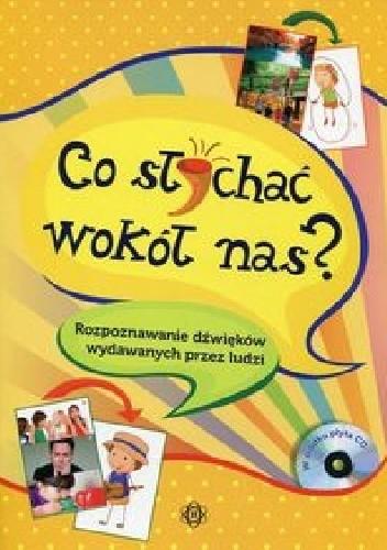 Okładka książki Co słychać wokół nas?