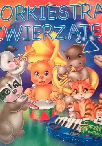 Okładka książki Orkiestra Zwierzątek