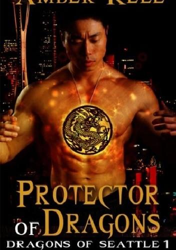 Okładka książki Protector of Dragons