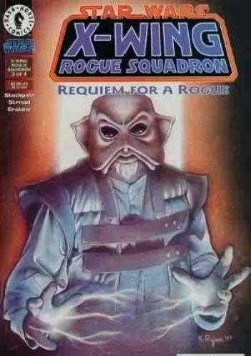 Okładka książki X-Wing Rogue Squadron #19