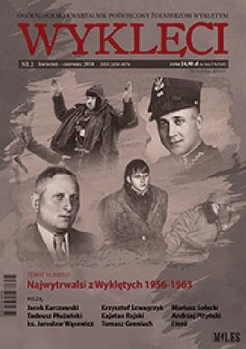 """Okładka książki Kwartalnik """"Wyklęci"""", nr 2 / kwiecień 2016"""