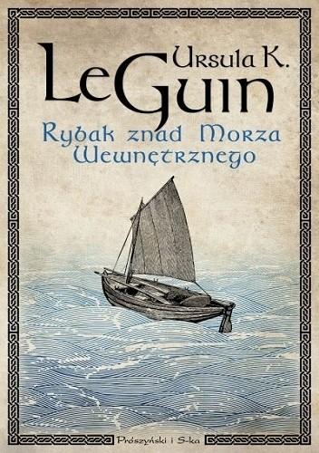 Okładka książki Rybak znad Morza Wewnętrznego