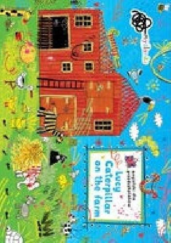 Okładka książki Lucy Caterpillar on the farm