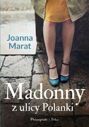 Okładka książki Madonny z ulicy Polanki
