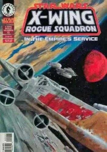 Okładka książki X-Wing Rogue Squadron #22