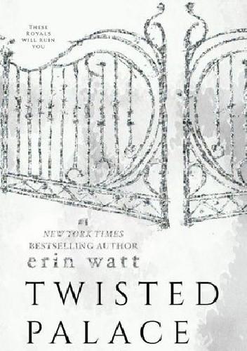 Okładka książki Twisted Palace