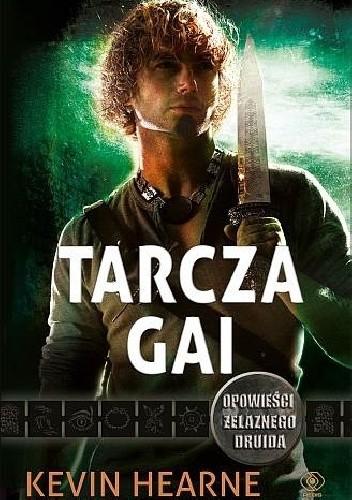 Okładka książki Tarcza Gai