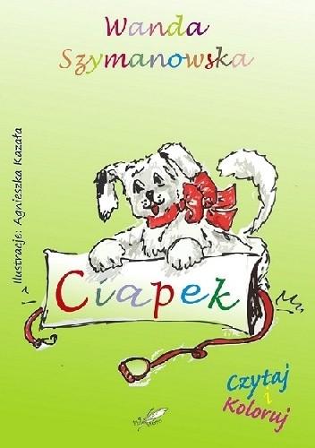 Okładka książki Ciapek