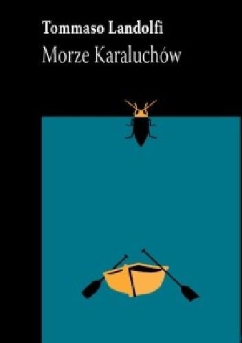 Okładka książki Morze Karaluchów