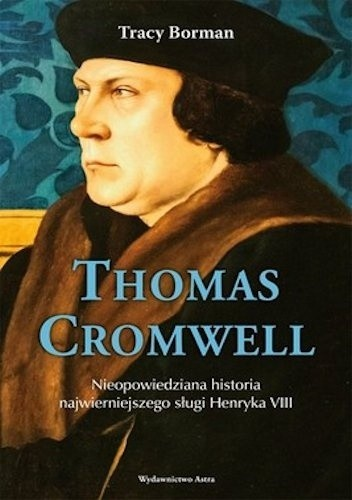 Okładka książki Thomas Cromwell