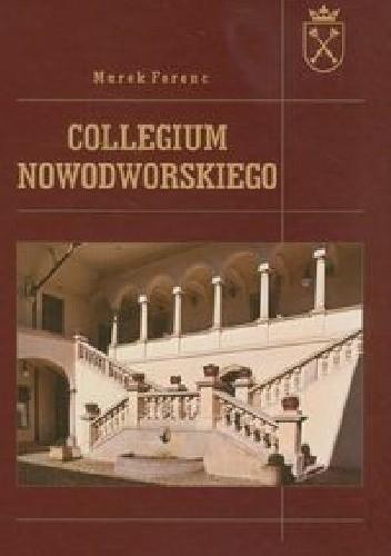 Okładka książki Collegium Nowodworskiego