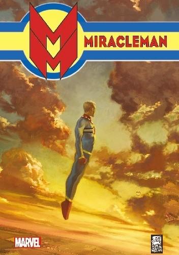 Okładka książki Miracleman