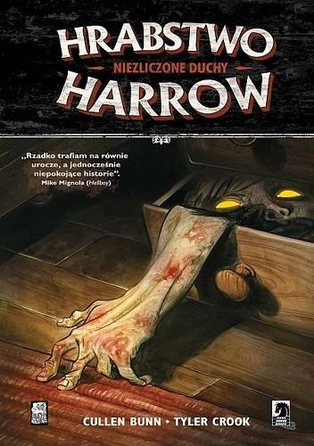 Okładka książki Hrabstwo Harrow: Niezliczone duchy