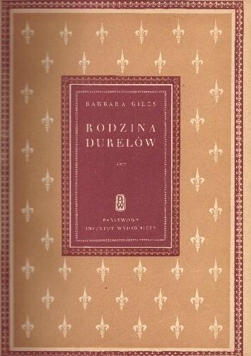 Okładka książki Rodzina Durelów