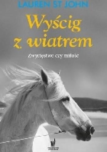 Okładka książki Wyścig z wiatrem