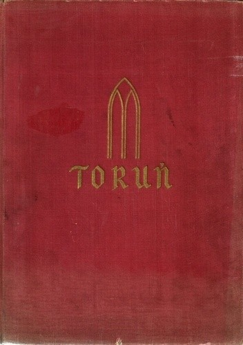 Okładka książki Toruń