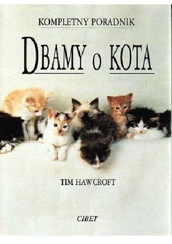 Okładka książki Dbamy o kota