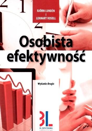 Okładka książki Osobista efektywność. Jak efektywnie zarządzać czasem i osiągać wyznaczone cele