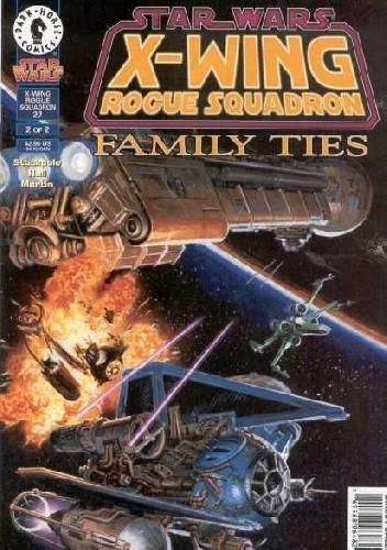 Okładka książki X-Wing Rogue Squadron #27