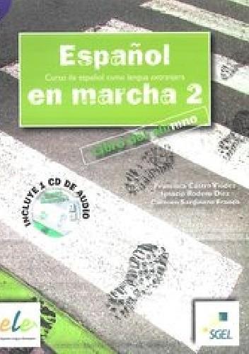 Okładka książki Espanol en marcha 2 Podręcznik