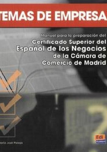 Okładka książki Temas de Empresa